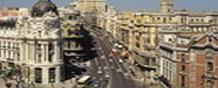Lernen Sie Spanisch in einer großen Stadt aus Spanien